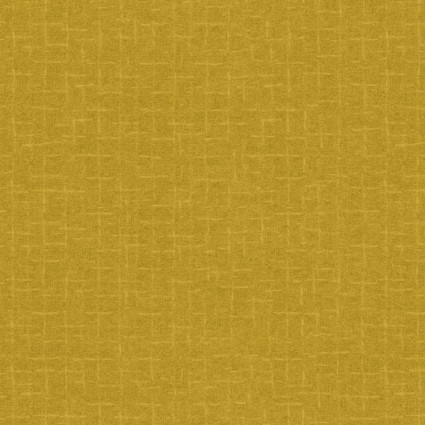 Woolies Flannel - Yellow - Crosshatch