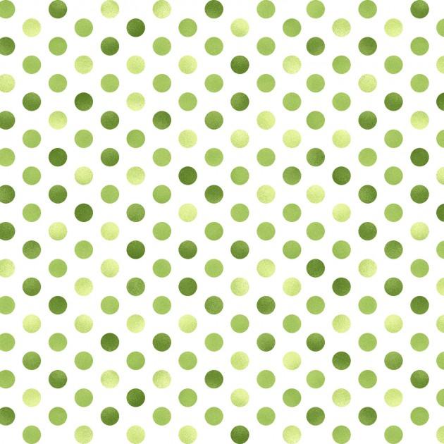 Sweet Pea Flannel - Confetti Dots