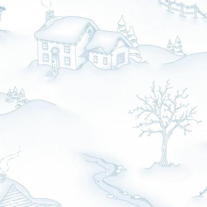Christmas Joys Flannel