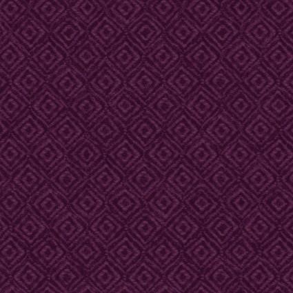 Woolies Flannel - Violet