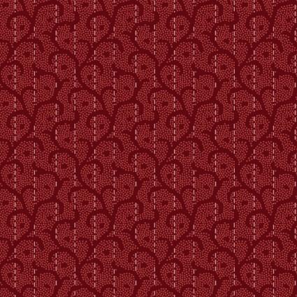 Heritage Woolies Flannel - MASF9423-R