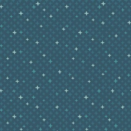 Saguaro Stars Dusty Blue