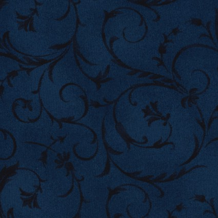 108 Beautiful Backings - Navy