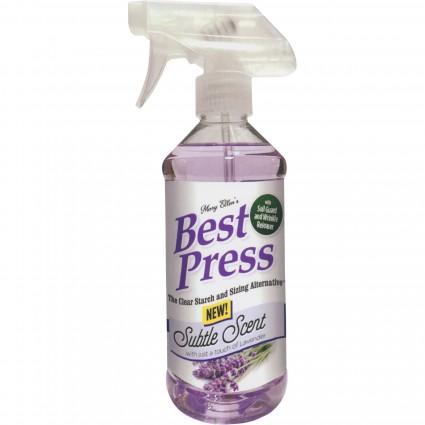 Best Press 16 oz Subtle Scent Lavender