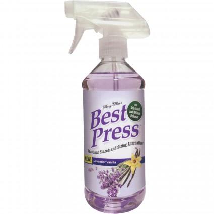 Best Press Lavender Vanilla