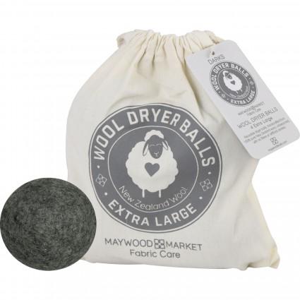 Wool Dryer Balls- Dark