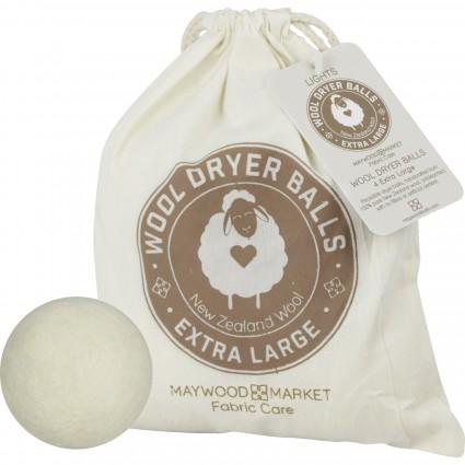 Wool Dryer Balls - Lights