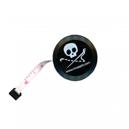 Sewing Skull Tape Measure