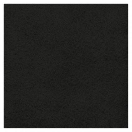 Wool Felt Black 36 NANWCF001-BLA