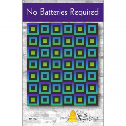 Pt - No Batteries Required