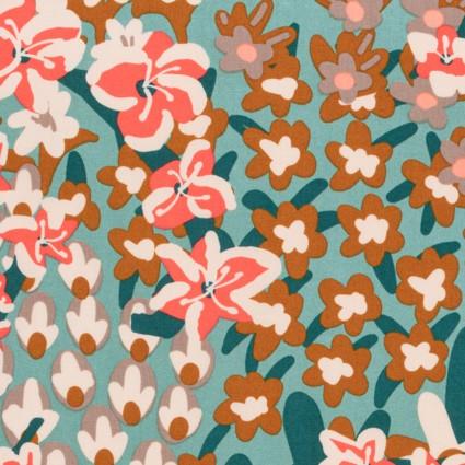 Floral/Kuma: Bengal (Nerida Hansen)