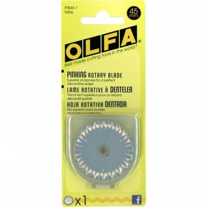 Olfa Pinking Rotary Blade