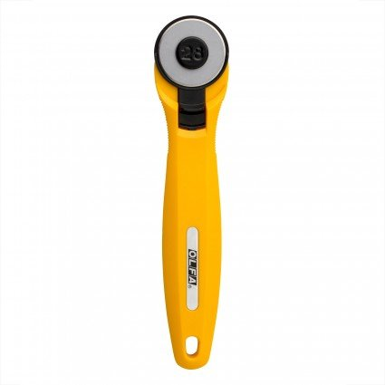 Quick-Blade Change Rotary Cutter 28mm