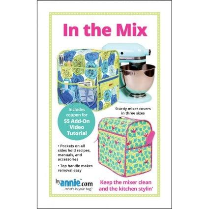 ByAnnie In the Mix Appliances Pattern