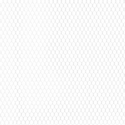 Mesh Fabric, white18 x 54