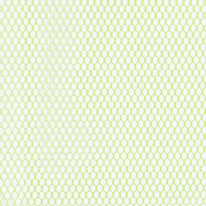 Lightweight Mesh Fabric - Apple Green 18x54in