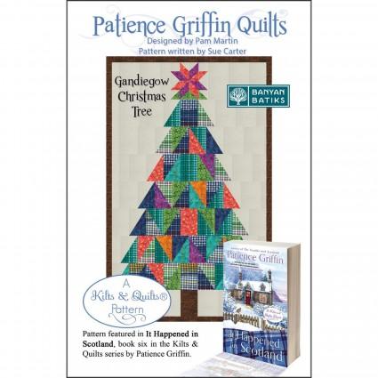 Gandiegow Christmas Tree Quilt