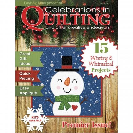 Celebrations in Quilting Magazine