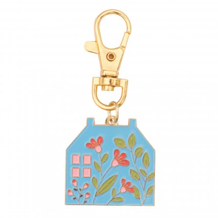 Zipper Pull Charm - Farmhouse