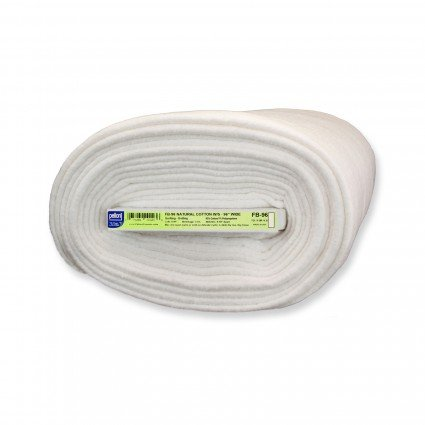 Natural 100% Cotton with Scrim - Mini Roll - 96 x 9 Yards