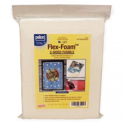 Flex foam double fusible - 20inx60in