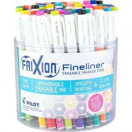 Frixion fineliner pen