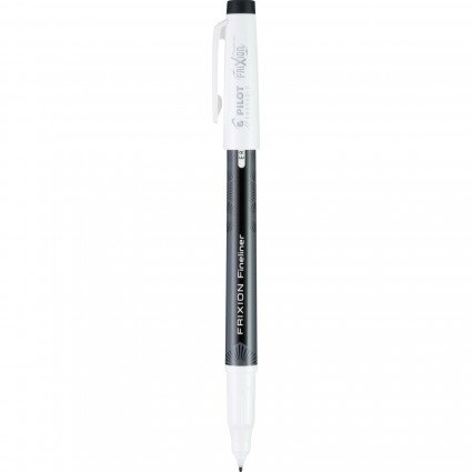Frixion Fineliner Pen BLACK