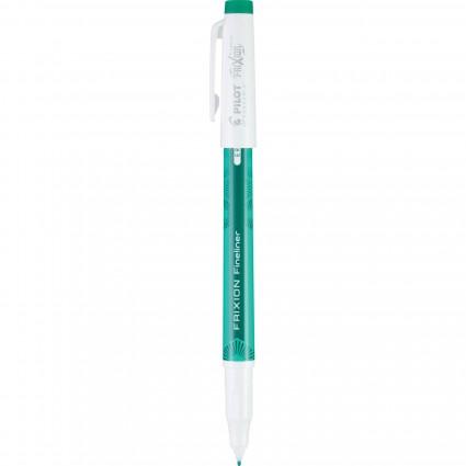 Frixion Green Fineliner Pen