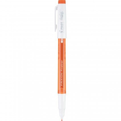 Frixion Fineliner Pen Orange