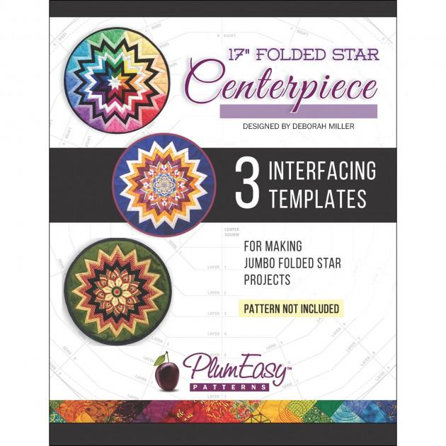 17 Folded Star Centerpiece