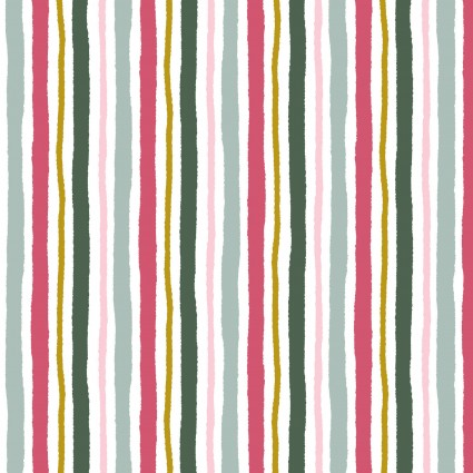 Aussie Friends 4374-MU Multi Stripe