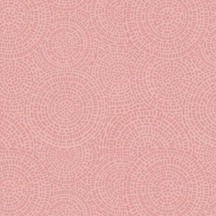 P&B Textiles Aztec AZTC 04146 DP Dark Pink