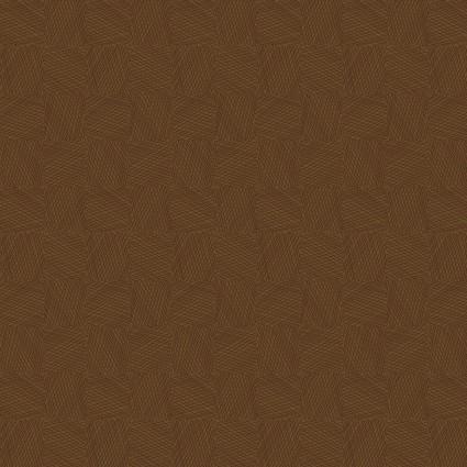 P&B Essentials - Cross Hatch - Brown