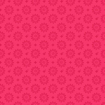 Bear Essentials 4 Dots Geo Pink