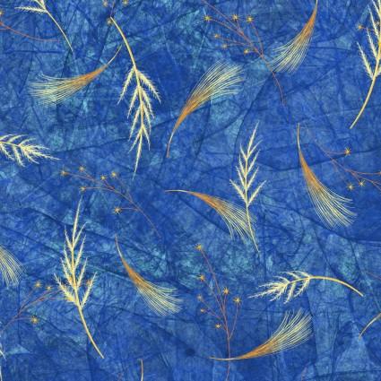 Teal Wheat - Flower Jewels