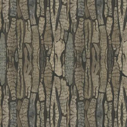 Forest Retreat - tree bark