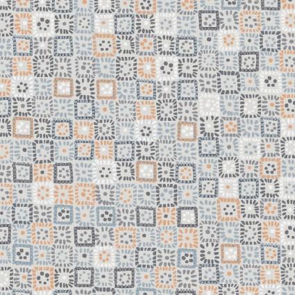 Kashmir Kaleidoscope Squares