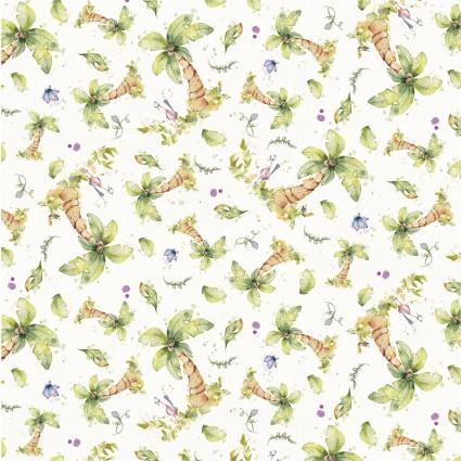 Little Darlings Safari - Palm Trees - 4553 MU
