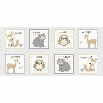 Little Critters Square Animals PNBLITC-4293-MU