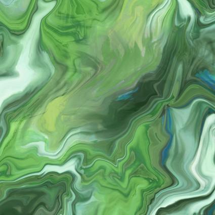 Magnificent Animals Green
