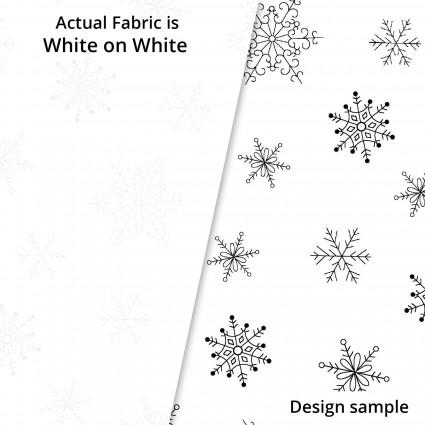 Ramblings Holiday II - Snowflakes