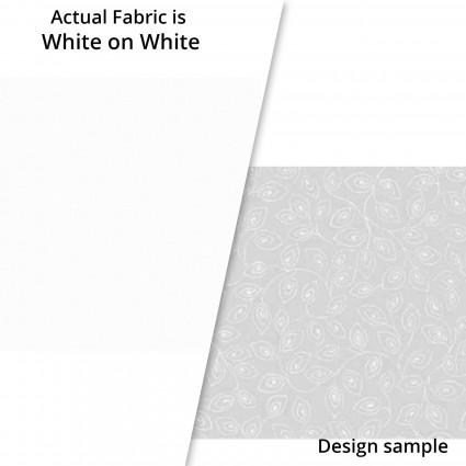 Ramblings6 White on White - 718-W