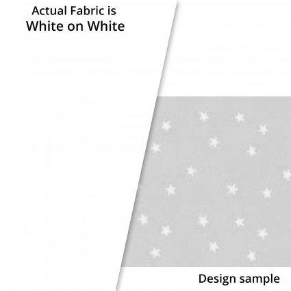 Ramblings White on White Stars