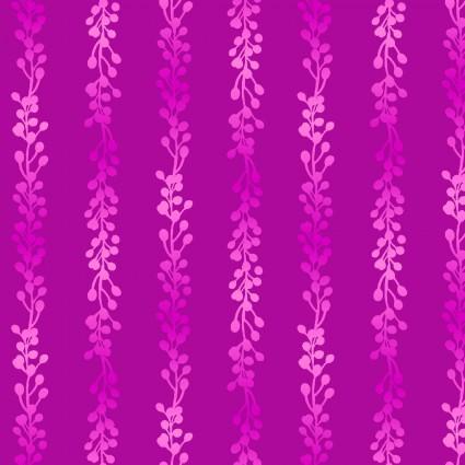 04304F Tropic Gardens Stems/Buds Flamingo