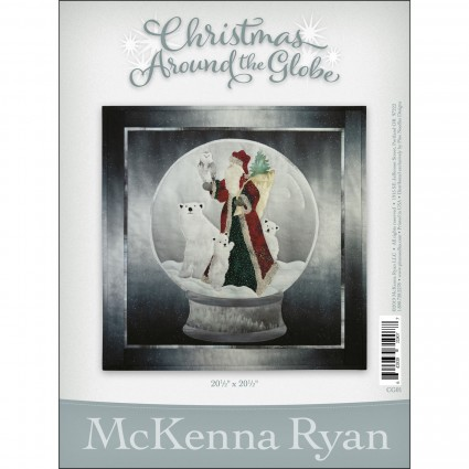 Christmas Around the Globe Pattern by McKenna Ryan