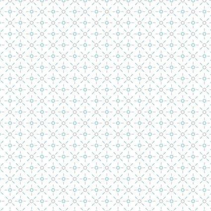 Cherished Moments/Retro Mini White/Poppie Cotton