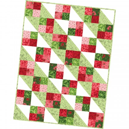 Four Square Quilt Pod - Chloe