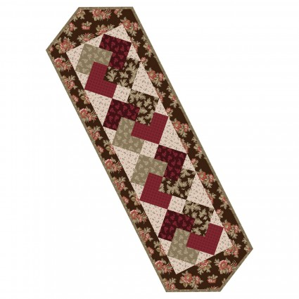 Ruby Collection Table Runner Kit