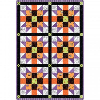 Kimberbell Broomhilda's Bakery 6 Block Quilt POD-MAS05-BRB