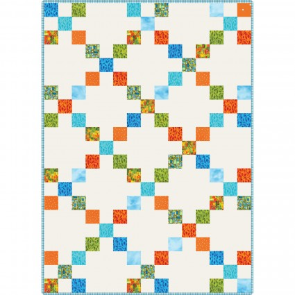 Quilter's Road Trip Quilt Kit